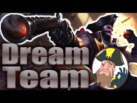 Tobias Fate - THATS THE TEAM I'M LOOKING FOR THE DREAMTEAM | League of Legends