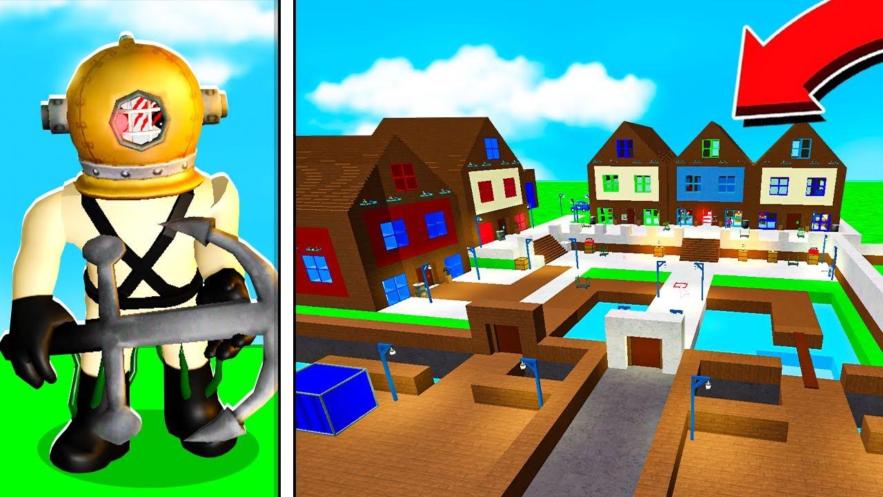 Download ROBLOX PIGGY DAKODA'S DOCKS MAP! (Piggy Build Mode)
