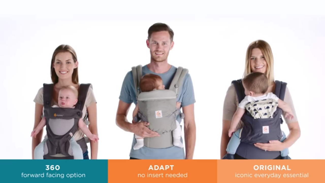 Which Baby Carrier Is Right For You Ergobaby Youtube