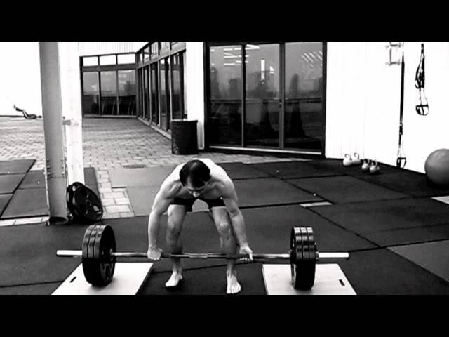 Dariusz training 1