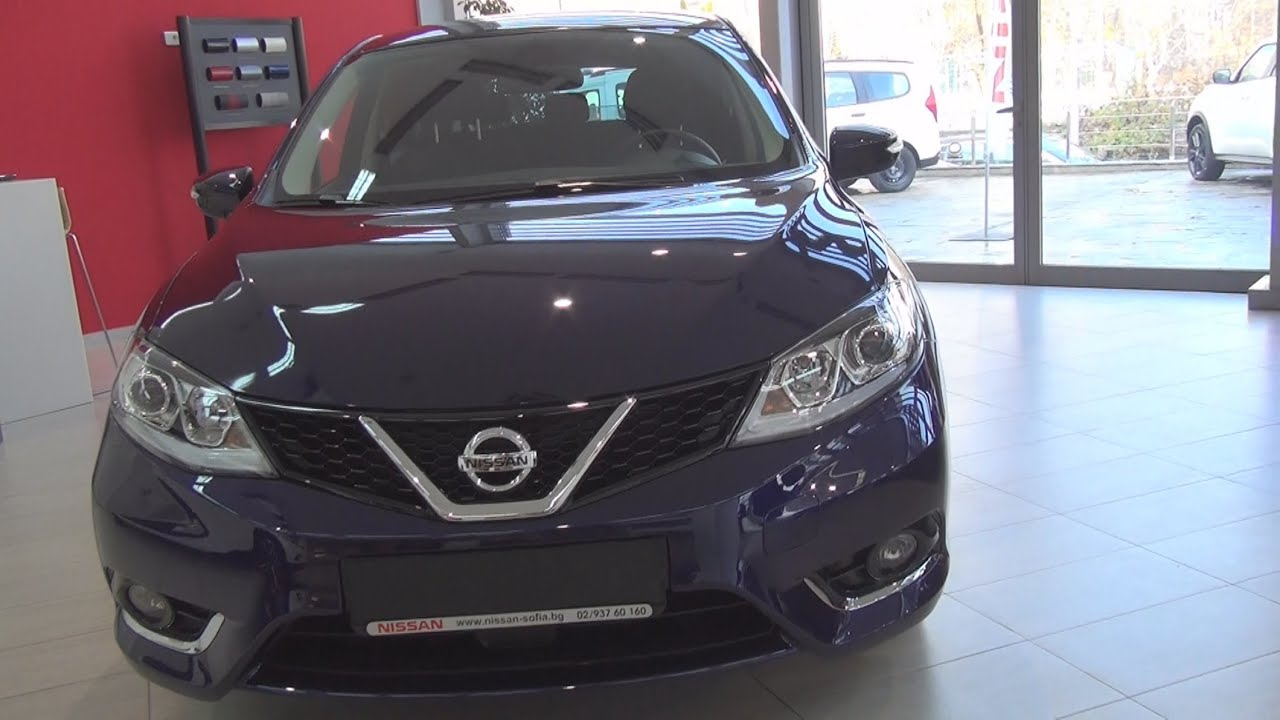 nissan pulsar visia exterior and interior in 3d 4k uhd youtube. Black Bedroom Furniture Sets. Home Design Ideas