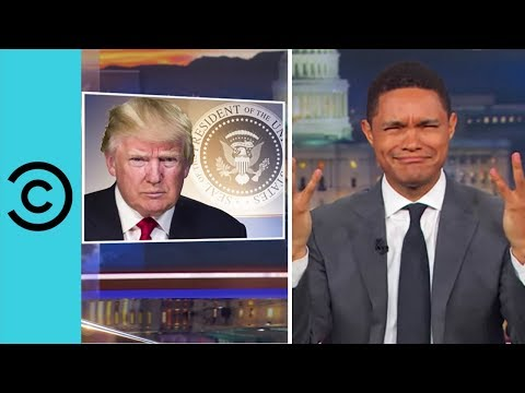 Thumbnail: Trump Can't Stop Talking About Hillary - The Daily Show | Comedy Central