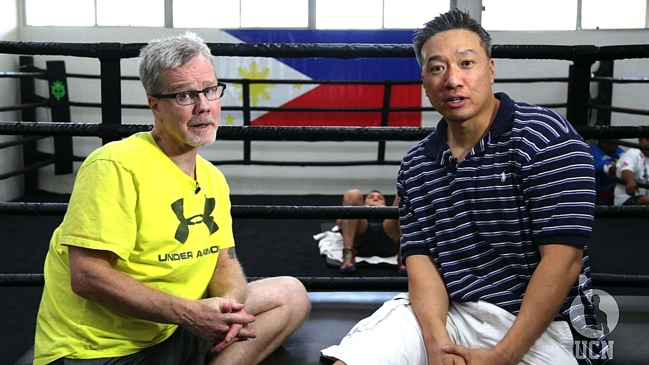 Freddie Roach Interview at Wild Card Boxing Club - UCN ...