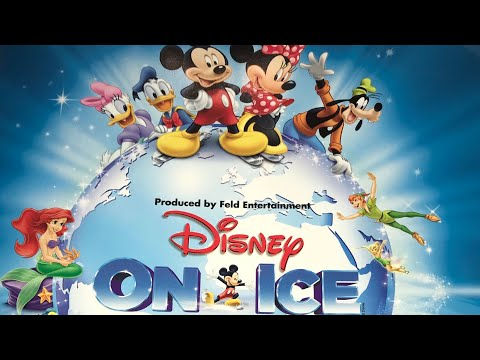 Disney on Ice: Passport to Adventure - Birmingham 2017