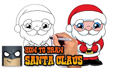 How to Draw Christmas Characters - YouTube