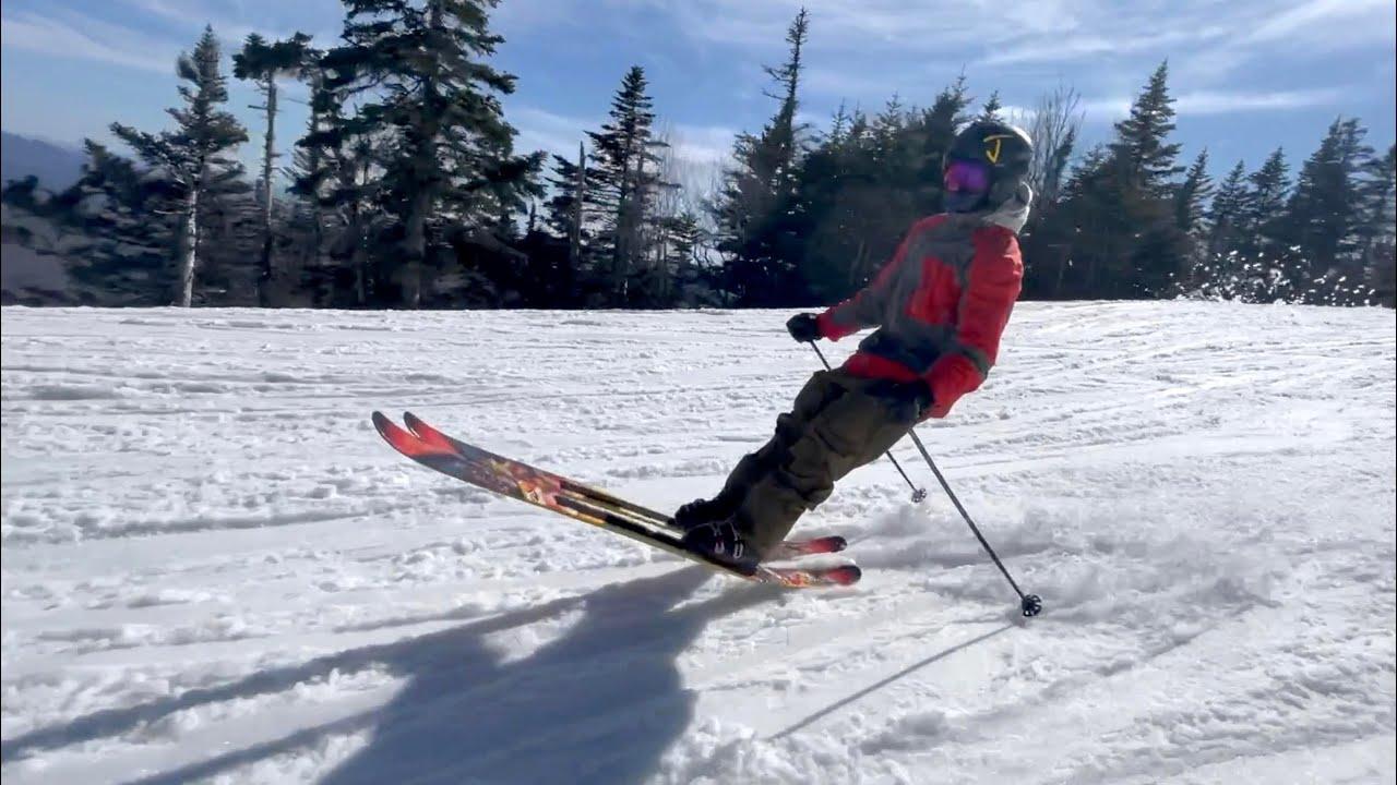 Revolutionary New Velcro Ski Bindings