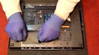 Как разобрать ноутбук HP ProBook 4730s. Ремонт ноутбука Макеевка, Донецк, Харцызск.