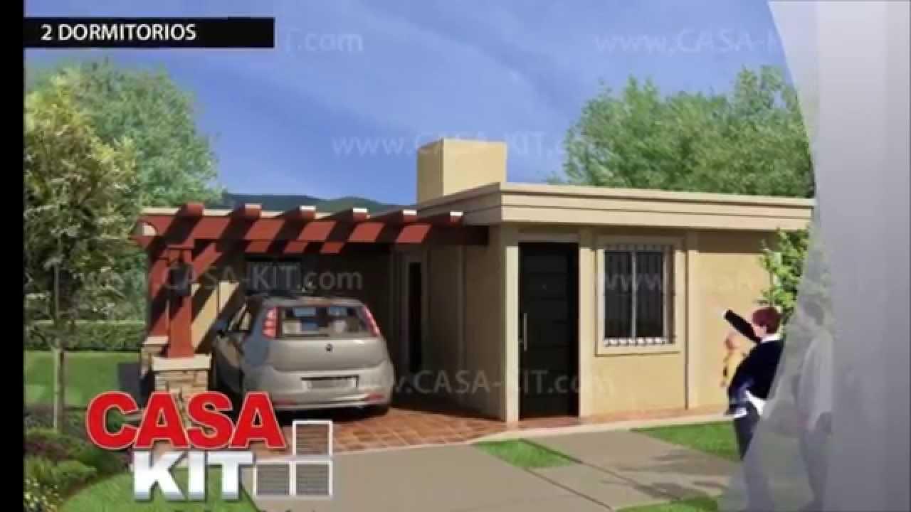Casas prefabricadas madera casakit for Kit casas prefabricadas