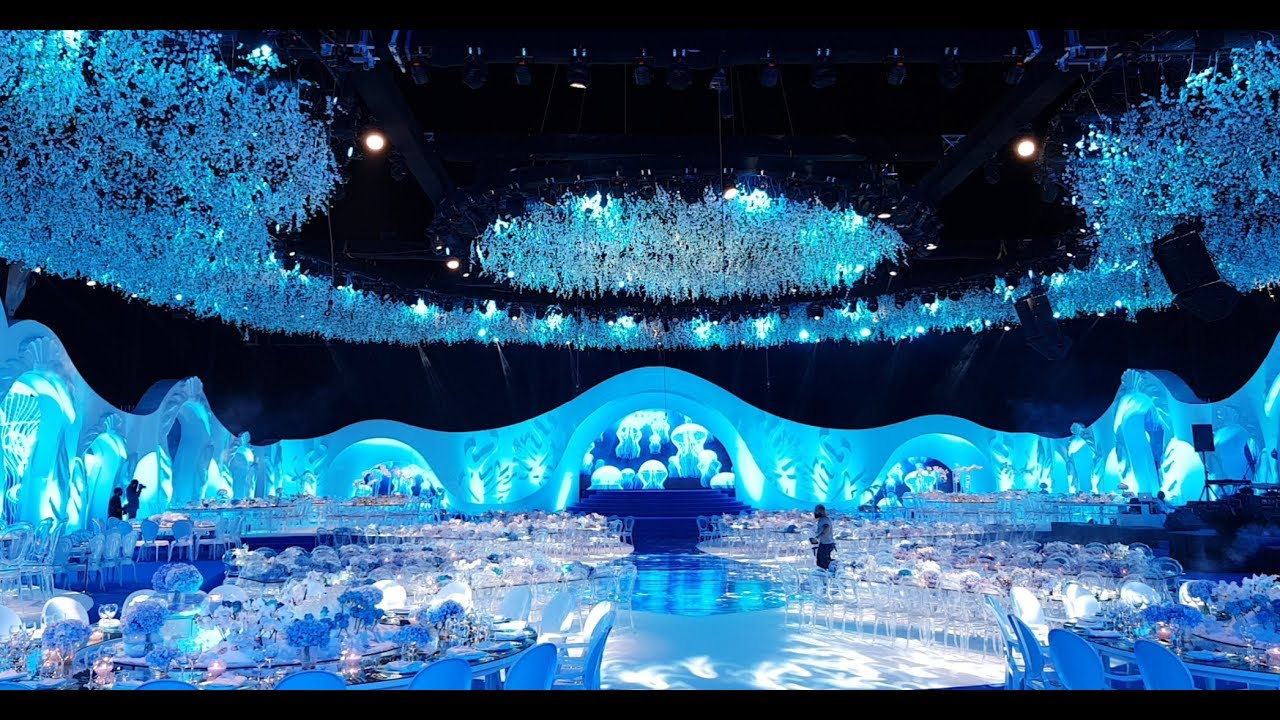 underthesea themed wedding in lebanon youre gonna be