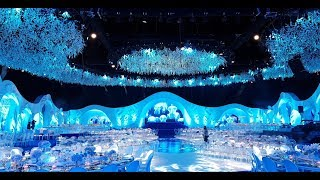 Under-the-sea themed wedding in Lebanon ! YOU'RE GONNA BE AMAZED 😍