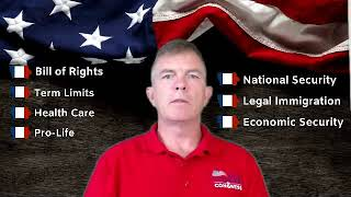 Bill Schafer Iowa Youth Straw Poll Video
