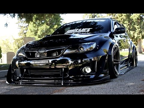 Toyo Tire USA Corp | Strafe Design | LVS Media | Slammed Subaru | Airlift Performance