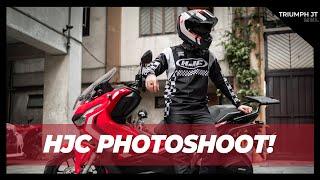 HJC Fun Shoot!   Rpha 11, Rpha 70, F70 & V30!