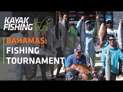Battle in the Bahamas Kayak Fishing Tournament