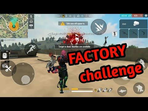 ONLY FACTORY CHALLENGE||FIST KING||TOXIC JOKER GAMING||