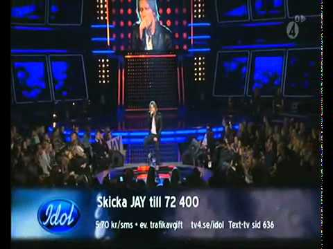 Jay Smith - In the ghetto Swedish Idol 2010