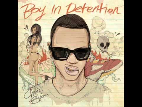 09 - Chris Brown ft Kevin McCall - Real Hip Hop Shit 4 (Chris Brown Album Boy In Detention 2011)