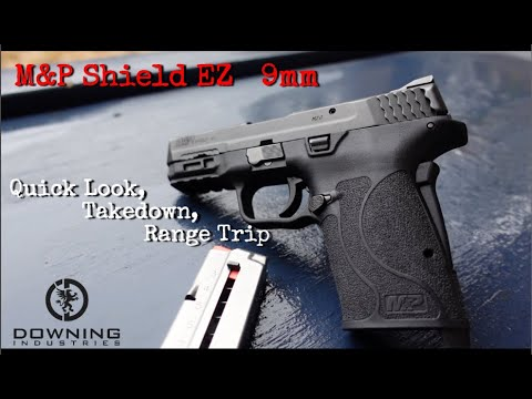M&P Shield EZ 9, Quick Look