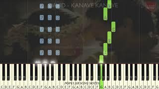 DAVID - KANAVE KANAVE (EASY TO PLAY) VERSION