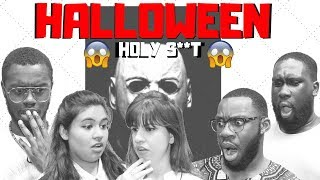 British People React To Halloween - Official Trailer