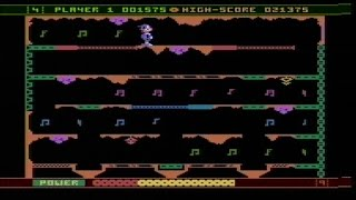 Jet Boot Jack (atari 800xl - Full Game)