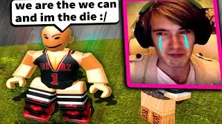 Roblox sad stories but they can't spell anything