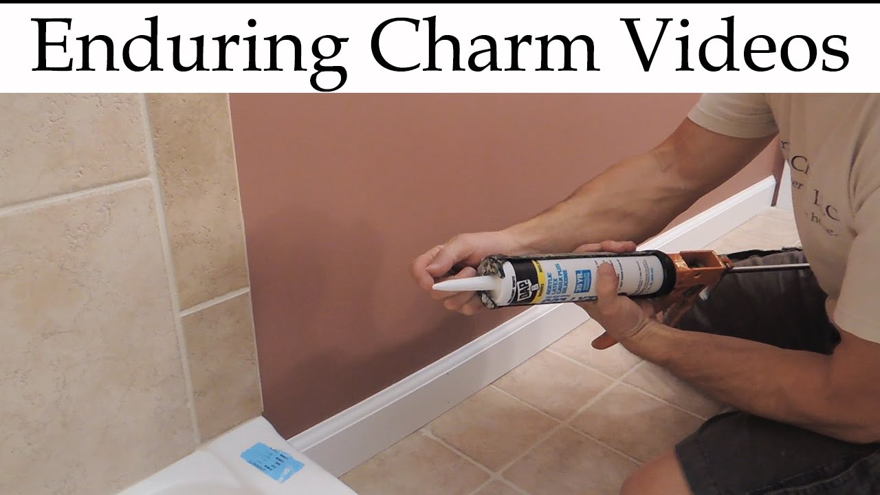 Caulking Secrets From A Pro You