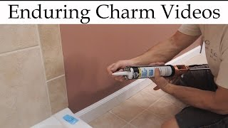 Caulking Secrets From a Pro