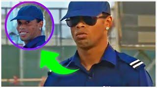 Ronaldinho Gaúcho Disfarçado como segurança, surpreende fãs na Rua thumbnail
