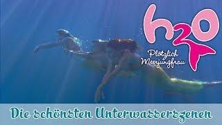 Die schönsten Unterwasser-Szenen // H2O - PLÖTZLICH MEERJUNGFRAU // offizieller Fankanal