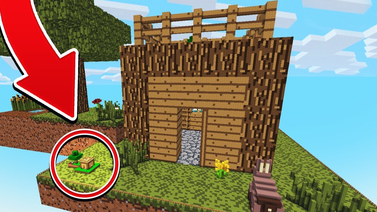 Worlds Biggest Minecraft House   World Record