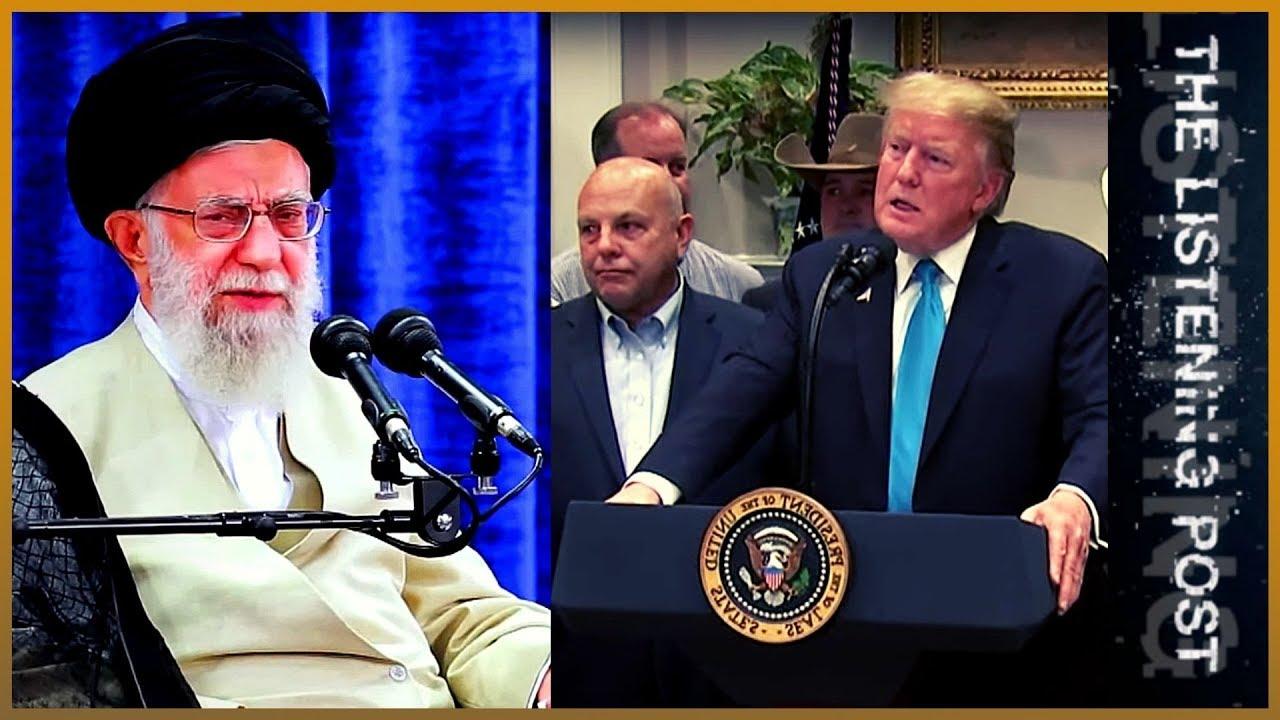 US-Iran tensions, trolls and the dubious case of Heshmat Alavi - Al Jazeera English