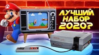 НЕВЕРОЯТНЫЙ ЛЕГО НАБОР! ОБЗОР LEGO Super Mario 71374 Nintendo Entertainment System