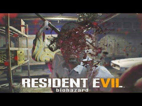 Resident Evil 7 Goriest Most Violent and Scary Moments