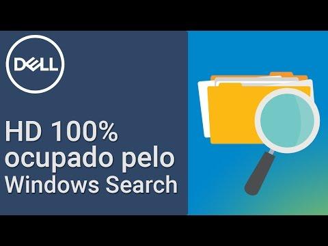 HD 100% ocupado pelo Windows Search: o que fazer?