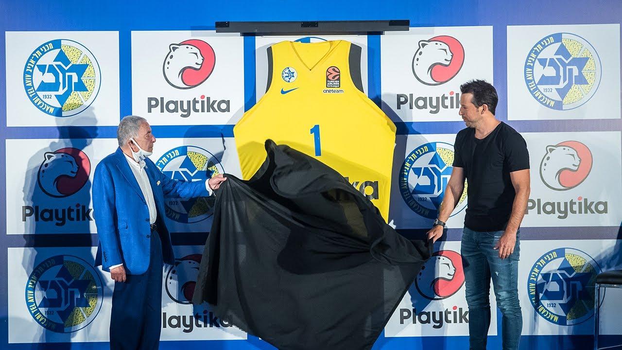 Meet Maccabi Playtika Tel Aviv