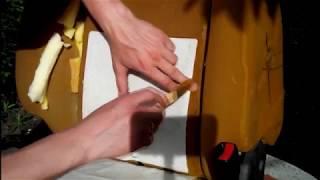 Розбирання і ремонт сидінь NISSAN Almera N16. Частина 2.Ремонт