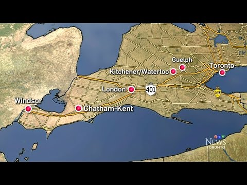 Ontario Plans Toronto-Windsor High-speed Rail