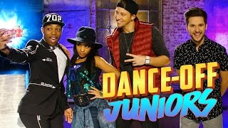 Dance-Off Juniors - Streaming April 20 only on go90
