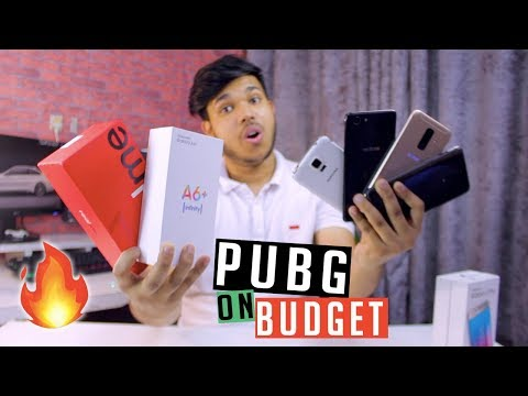 Best Phones To Play PUBG on?? 20,000 ke under Hi graphics pr Khelo yeah😍🔥😍🔥