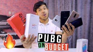 Best Phones To Play PUBG on?? 20,000 ke under Hi graphics pr Khelo yeah😍🔥😍🔥