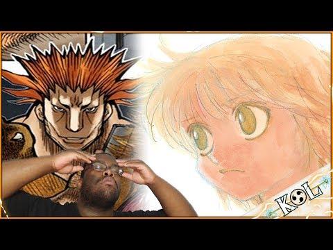 Benjamin The Broken   Hunter X Hunter ハンター×ハンター Manga Chapter 371 - 374 Review