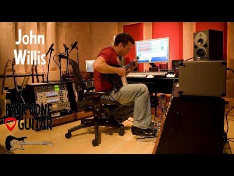 John Willis Interview - Kenny Chesney, Shania Twain, Blake Shelton - Everyone Loves Guitar #163