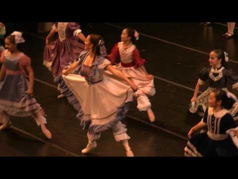 Western's Ballet The Nutcracker