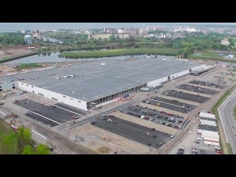 TESLA Gigafactory 2 | Buffalo, New York