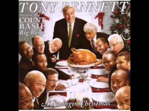 Tony Bennett with Count Basie and his orchestra: