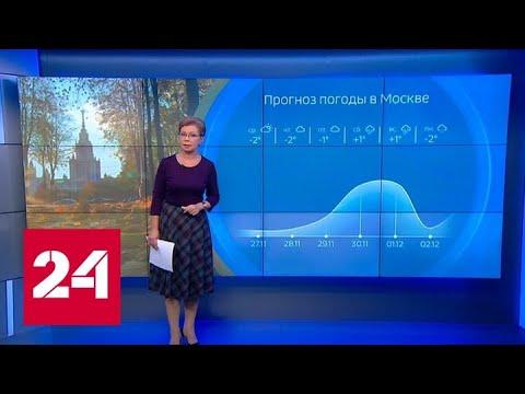 """""""Погода 24"""": в Норильске объявлено штормовое предупреждение - Россия 24"""