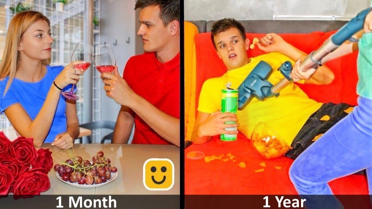 relationships-one-month-vs-one-year