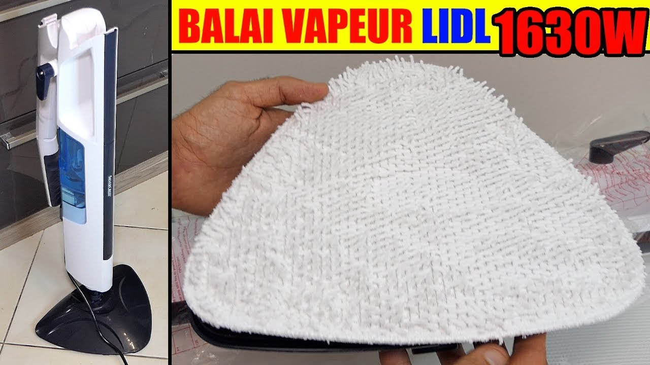 balai vapeur lidl silvercrest sdm 1500 c2 steam mop dampfmopp youtube. Black Bedroom Furniture Sets. Home Design Ideas