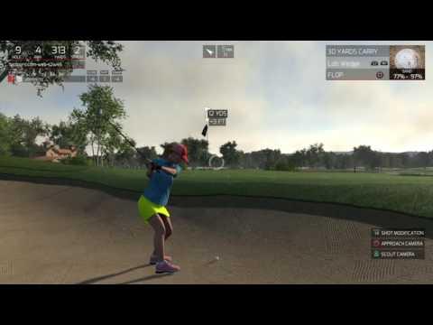Advanced Ball Physics (The Golf Club)